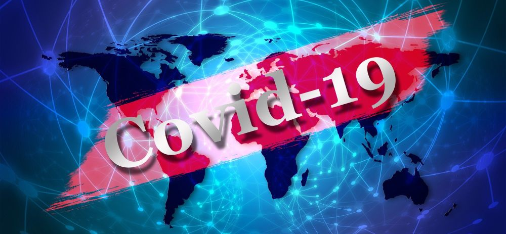 COVID-19 World Graphic