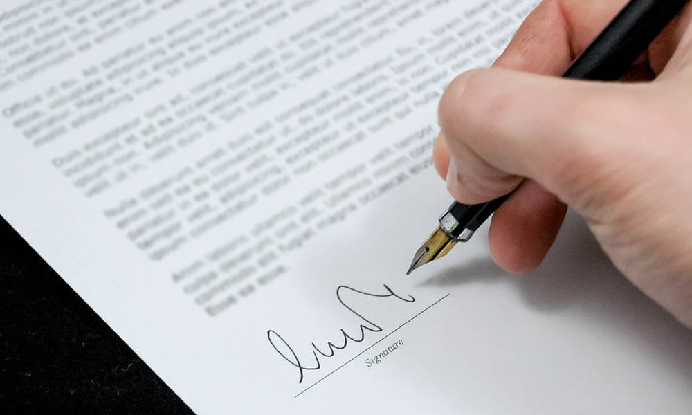 Employment Agreements - Signature